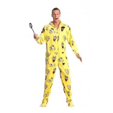 Sponge Bob Square Pants Adult onesie